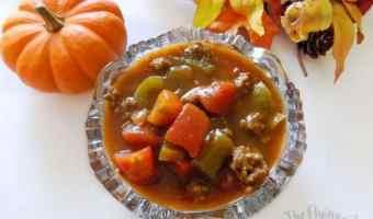 Hearty Pumpkin Chili Recipe