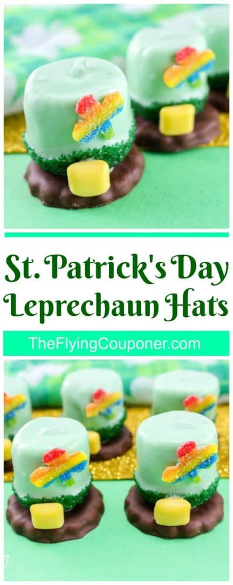 St. Patrick's Day Leprechaun Hats. The Flying Couponer.