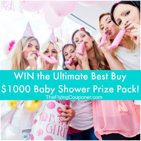 Tips For Planning A Baby Shower The Flying Couponer
