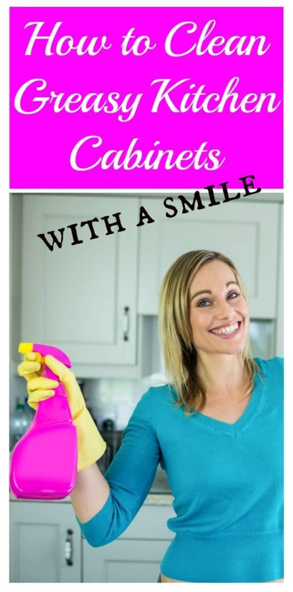How To Clean Greasy Kitchen Cabinets The Flying Couponer