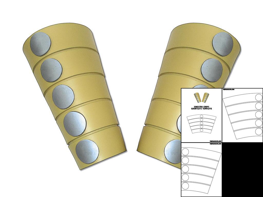 Belt Template Ranger Power