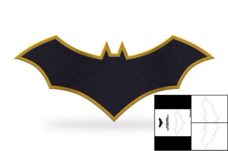 template for batman rebirth