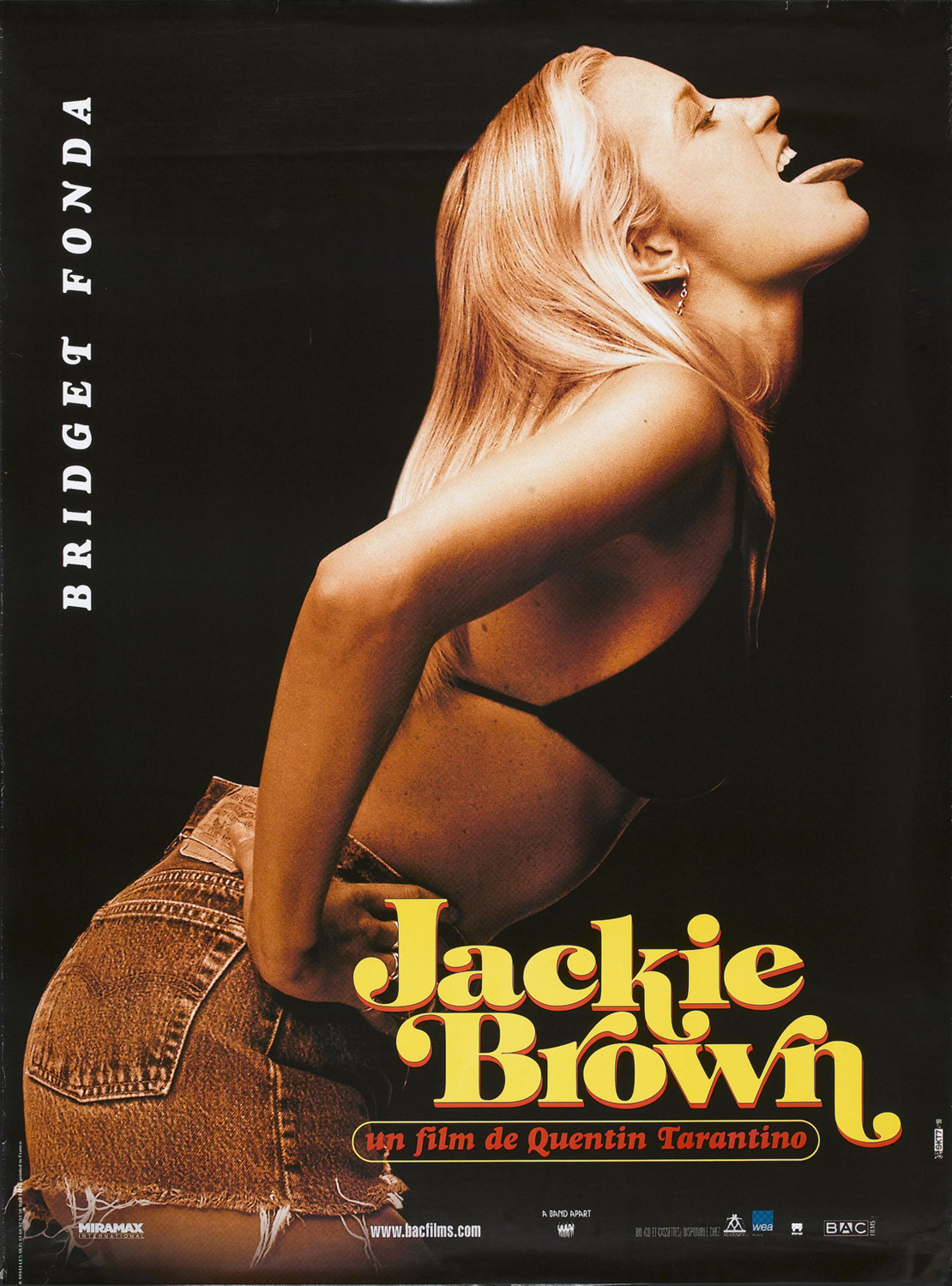 Jackie Brown Poster 02