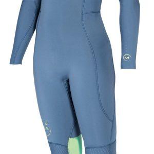 Manera Woman wetsuit 32 X10D blue front