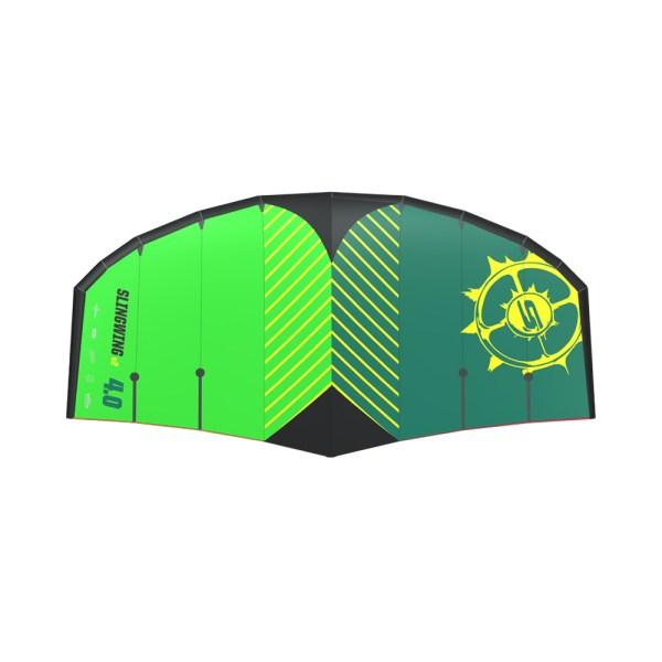 Slingshot SlingWing V2 green top