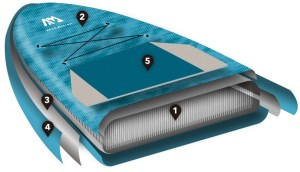 Aqua Marina SUP Vapor Technology
