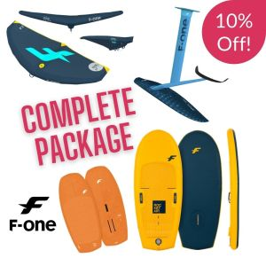 F One Swing foil package