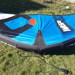 USED OZONE Wasp V1 5m Blue 01