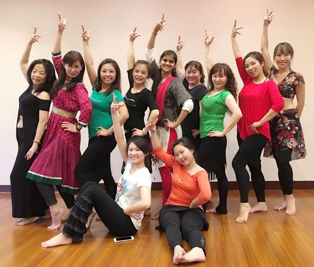 awantika bollywood dance teaching