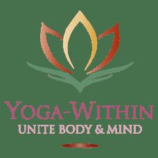 yoga within logo