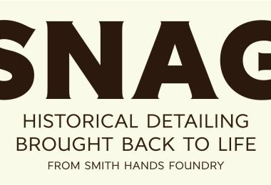 Snag [3 Fonts] | The Fonts Master