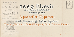 1669 Elzevir