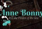 Anne Bonny [14 Fonts] | The Fonts Master