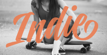 Indie [5 Fonts]   The Fonts Master