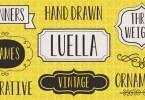 Luella [9 Fonts] | The Fonts Master