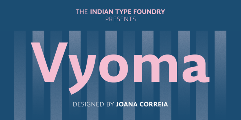Vyoma [4 Fonts] | The Fonts Master
