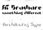 At Brushure [1 Font] | The Fonts Master