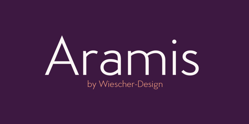 Aramis [14 Fonts]   The Fonts Master