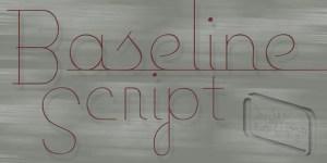 Baseline Script