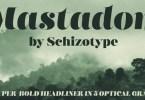 Mastadoni [10 Fonts] | The Fonts Master