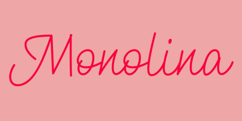 Monolina [3 Fonts] | The Fonts Master