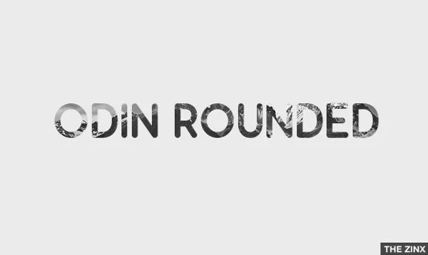 Odin Rounded [6 Fonts] | The Fonts Master