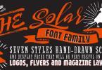 Solar [7 Fonts] | The Fonts Master