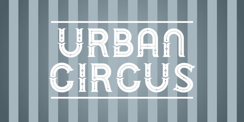 Urban Circus [4 Fonts] | The Fonts Master