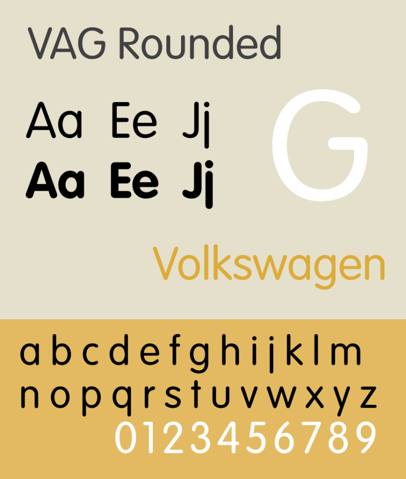 Vag Rounded [16 Fonts] | The Fonts Master