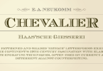 Chevalier [5 Fonts]