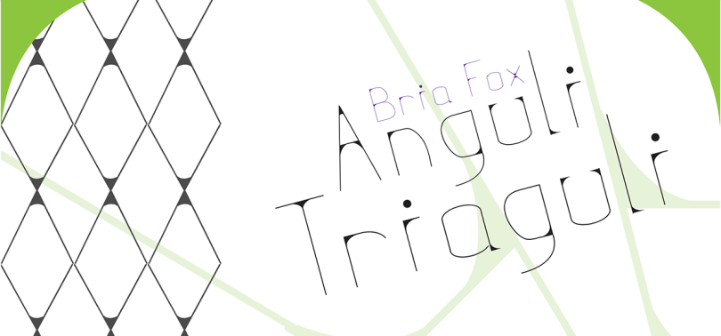 Anguli Trianguli [1 Font]   The Fonts Master