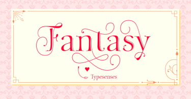 Fantasy [5 Fonts] | The Fonts Master