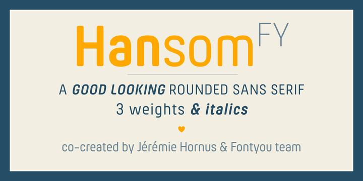 Hansom Fy [6 Fonts]   The Fonts Master