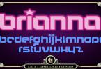 Lhf Brianna [2 Fonts] | The Fonts Master