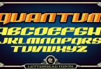 Lhf Quantum [2 Fonts] | The Fonts Master