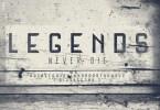 Legends [1 Font] | The Fonts Master