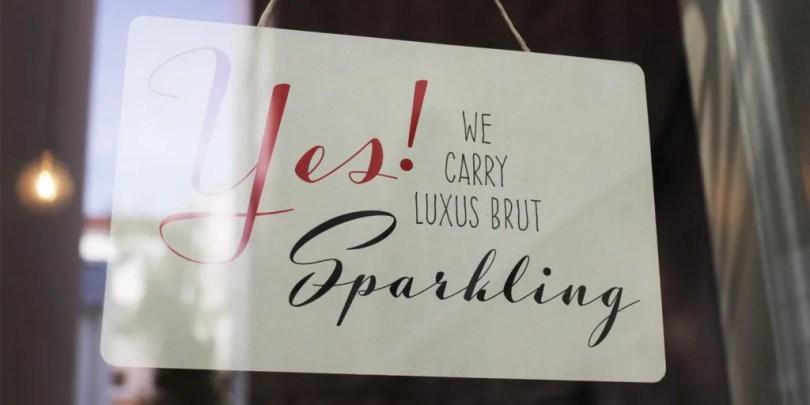 Luxus Brut Sparkling [1 Font] | The Fonts Master