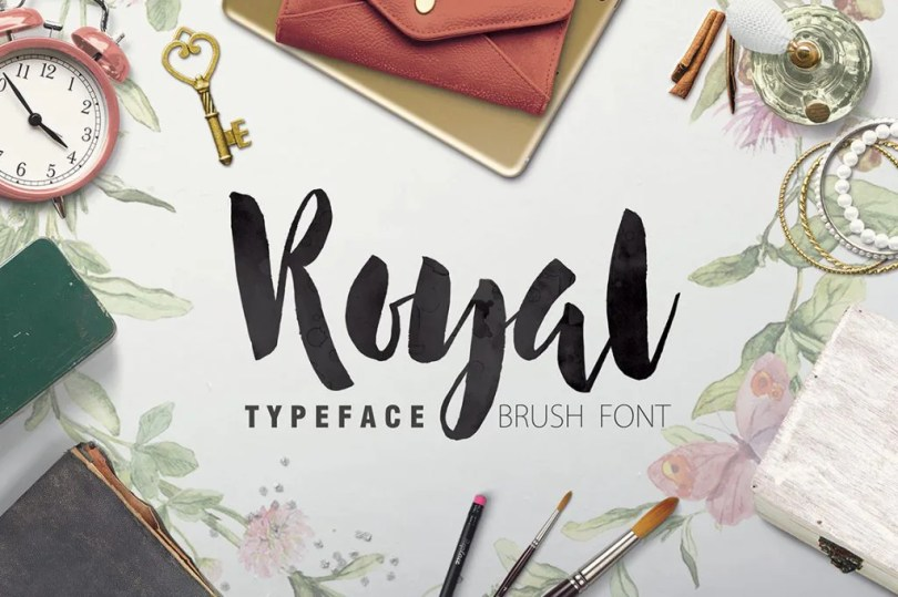Royal [1 Font] | The Fonts Master
