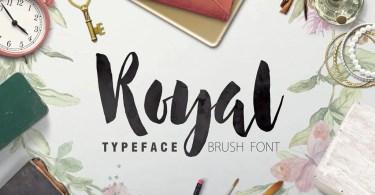 Royal [1 Font]