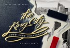 King City [1 Font] | The Fonts Master