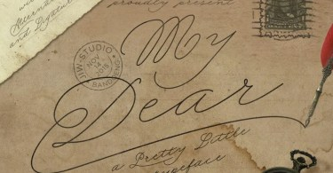 My Dear Script [1 Font] | The Fonts Master