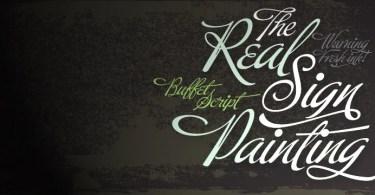 Buffet Script [1 Font] | The Fonts Master
