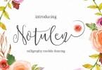 Notulen [1 Font] | The Fonts Master