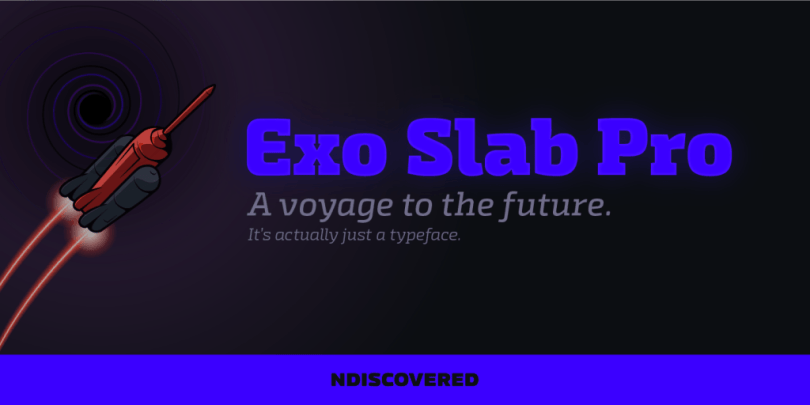 Exo Slab Pro Super Family [18 Fonts] | The Fonts Master