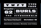 Ywft Burls [1 Font] | The Fonts Master