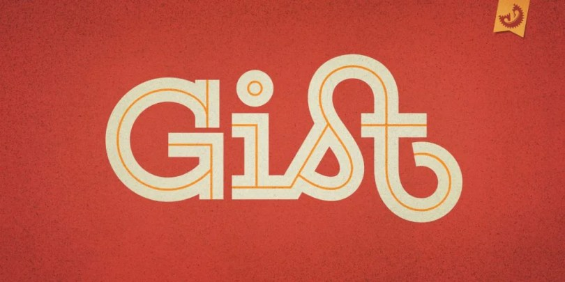 Gist Super Family [20 Fonts] | The Fonts Master