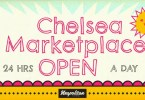 Chelsea Market Open [1 Font] | The Fonts Master