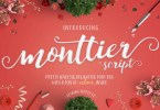 Monttier Script Font Duo + Extras [2 Fonts + Extras] | The Fonts Master