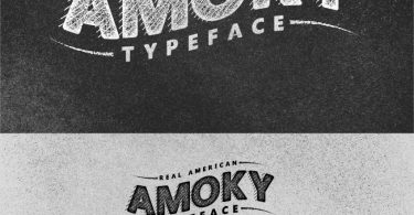 Amoky [4 Fonts] | The Fonts Master