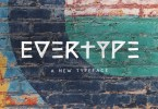 Evertype [1 Font] | The Fonts Master